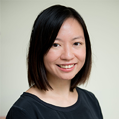 Grace Cheung, Senior Communications Officer