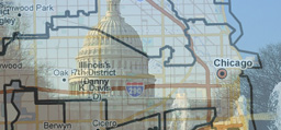 Image associated with Website Offers On-Demand Data About Congressional Districts