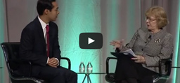 Image associated with How Housing Matters Keynote Conversation with Julia Stasch and Secretary Julian Castro