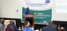 Image associated with Ghana Hosts Transitional Justice Workshop