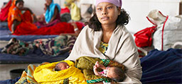 Image associated with Midline Evaluation of Maternal Health Quality of Care Strategy in India