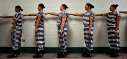 Image associated with Report Finds Fast Growth of Women in Jails