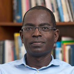 Profile portrait of Patrick Awuah