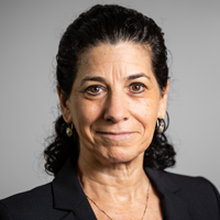 Profile portrait of Deborah Estrin