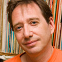 Profile portrait of John Zorn