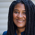Profile portrait of Lynn Nottage