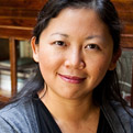 Profile portrait of Yiyun Li