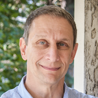 Profile portrait of David Finkel