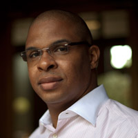 Profile portrait of Roland Fryer