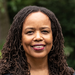 Portrait of Saidiya Hartman