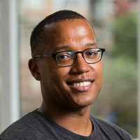 Portrait of Branden Jacobs-Jenkins