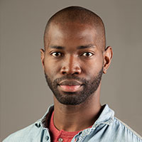 Portrait of Tarell McCraney