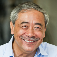 Profile portrait of Maurice Lim Miller