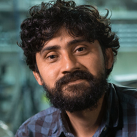 Portrait of Manu Prakash