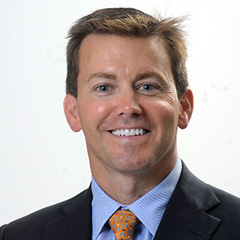 Profile portrait of Peter Pronovost