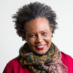 Portrait of Claudia Rankine