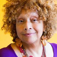 Profile portrait of Joyce J. Scott