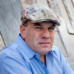 Portrait of David Simon