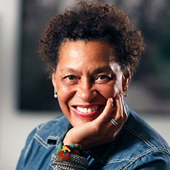 Portrait of Carrie Mae Weems