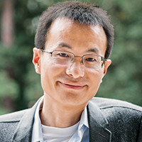 Profile portrait of Peidong Yang