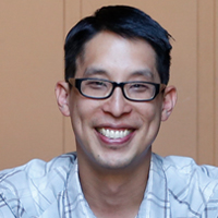 Portrait of Gene Luen Yang