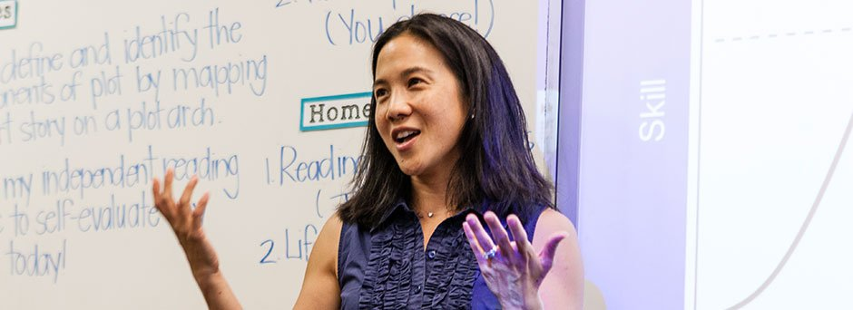 Angela Duckworth, Research Psychologist
