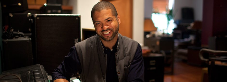 Jason Moran, Jazz Pianist and Composer