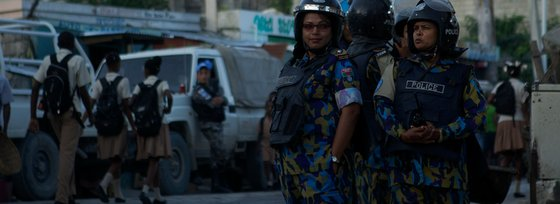 Image of Peacekeepers