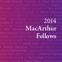 2014 Fellows