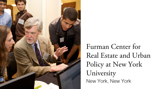 Furman Center, NYU