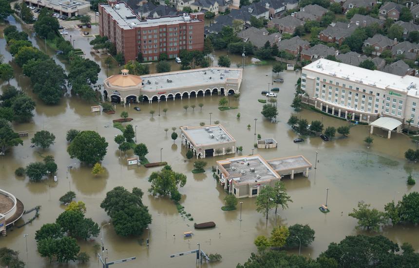 HurricaneHarveyflooding
