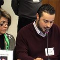 "Thumbnail for Video: Testifying on ""Enforced Disappearances"""