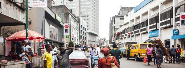 LagosNigeriastreetscene