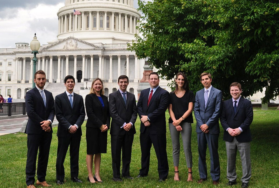 NuclearSecurityWorkingGroupFellowsOnCapitalHill
