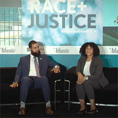 Thumbnail image for Discussing Race in New Orleans' Justice System