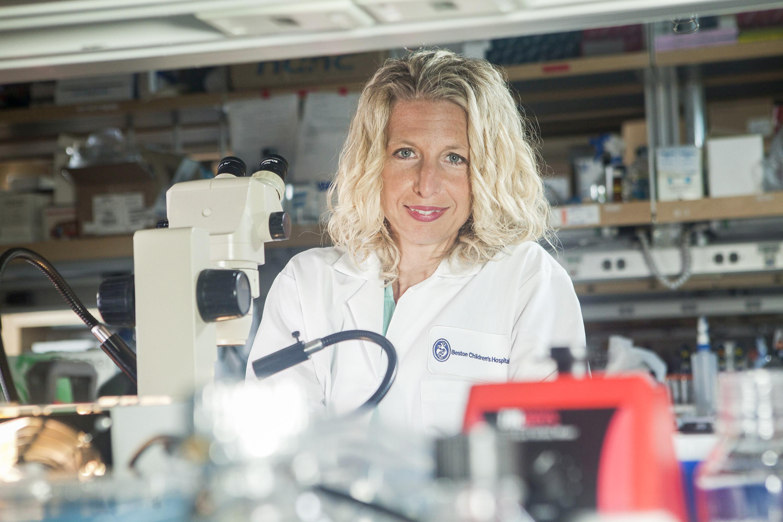 Beth Stevens - MacArthur Foundation