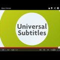 Thumbnail for Crowdsourced Subtitles Make YouTube Videos More Accessible