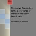 Thumbnail for Alternative Approaches to Governing Transnational Labor Recruitment