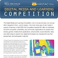 Digital Media & Learning Competition Brochure thumbnail