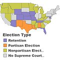Exploring Campaign Contributions in State Supreme Court Races thumbnail