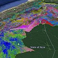 High-tech Maps of Forest Diversity Identify New Conservation Targets thumbnail