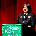 U.S. Surgeon General and MacArthur Fellow Regina Benjamin Speaking at Chicago Public Library thumbnail