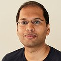 """Feature: MacArthur Fellow Subhash Khot GS '03, Computer Scientist"" thumbnail"