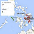 Mapping Solar Suitcases Across the Philippines  thumbnail