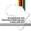 A Decade of Improvement in African Higher Education thumbnail