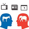 Report Finds Striking Differences In Partisans' Media Habits thumbnail