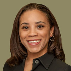 Aisha Edwards, Program Officer