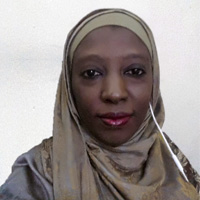 Portrait of Amina Usman