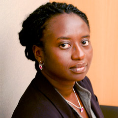 Yvonne Darkwa-Poku, Senior Program Officer