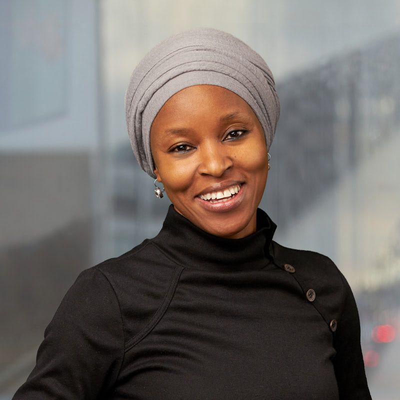 Hauwa K. Kazeem, Program Associate, Nigeria